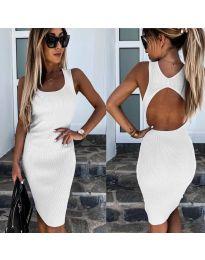 Φόρεμα - κώδ. 692 - λευκό
