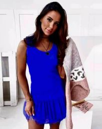 Φόρεμα - κώδ. 2994 - μπλε