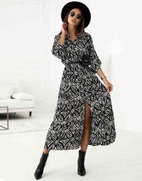 Φόρεμα - κώδ. 3853_1 - πολύχρωμο