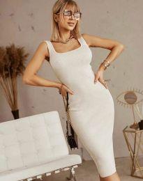 Φόρεμα - κώδ. 5965 -  σαμπανιζέ