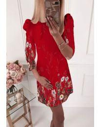 Φόρεμα - κώδ. 240 - κόκκινο