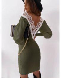 Φόρεμα - κώδ. 1718 - χακί