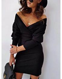Φόρεμα - κώδ. 460 - μαύρο