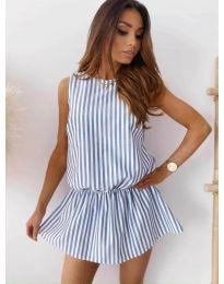Φόρεμα - κώδ. 246 - γαλάζιο