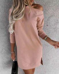 Φόρεμα - κώδ. 0796 - ροζ