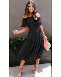 Φόρεμα - κώδ. 699 - μαύρο