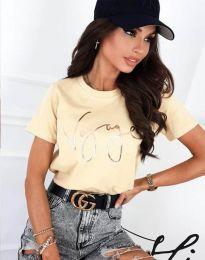 Κοντομάνικο μπλουζάκι - κώδ. 3350