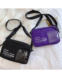 Τσάντα - κώδ. B28-822 - μωβ