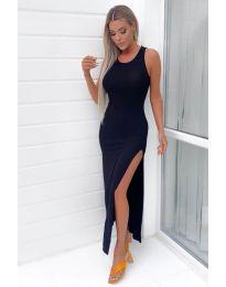 Φόρεμα - κώδ. 11966 - μαύρο