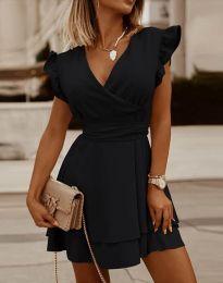 Φόρεμα - κώδ. 5654 - μαύρο