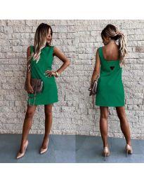 Φόρεμα - κώδ. 1156 - πράσινο