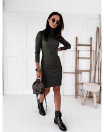Φόρεμα - κώδ. 5696 - μαύρο