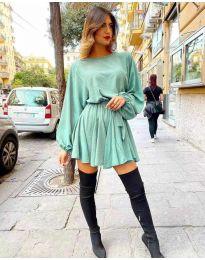 Φόρεμα - κώδ. 5088 - μέντα