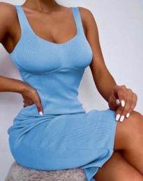 Φόρεμα - κώδ. 10122 - γαλάζιο