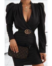 Φόρεμα - κώδ. 953 - μαύρο