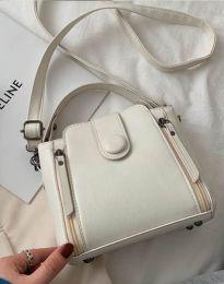 Τσάντα - κώδ. B349 - λευκό