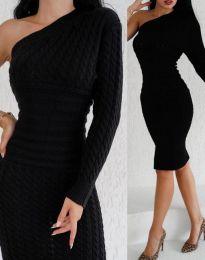 Φόρεμα - κώδ. 2588 - μαύρο