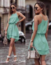 Φόρεμα - κώδ. 2104 - μέντα