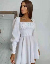 Φόρεμα - κώδ. 8150 - λευκό