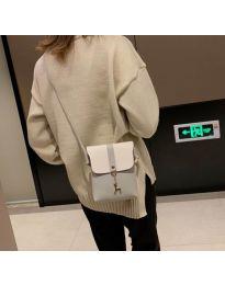 Τσάντα - κώδ. B72 - γκρι
