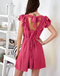Φόρεμα - κώδ. 7111 - φουξια