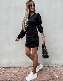 Φόρεμα - κώδ. 4951 - μαύρο