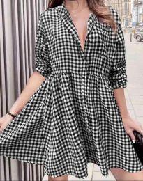 Φόρεμα - κώδ. 2401 - μαύρο