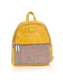 Τσάντα - κώδ. OY1206 - κίτρινο
