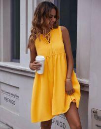 Φόρεμα - κώδ. 0286 - μουσταρδί