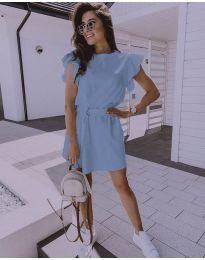 Φόρεμα - κώδ. 0071 - γαλάζιο