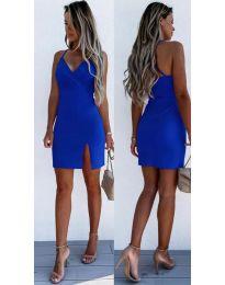 Φόρεμα - κώδ. 8979 - σκούρο μπλε