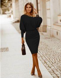 Φόρεμα - κώδ. 2242 - μαύρο