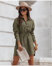 Φόρεμα - κώδ. 132 - χακί