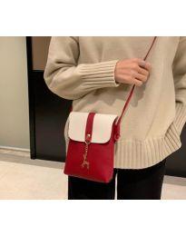 Τσάντα - κώδ. B72 - κόκκινο