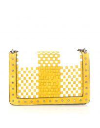 Τσάντα - κώδ. 92083 - κίτρινο