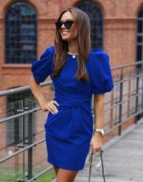 Φόρεμα - κώδ. 9438 - μπλε