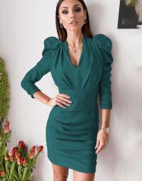 Φόρεμα - κώδ. 7937 - τυρκουάζ