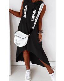 Φόρεμα - κώδ. 837 - μαύρο