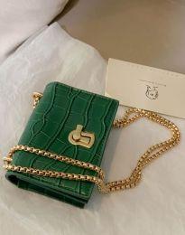 Τσάντα - κώδ. B425 - πράσινο