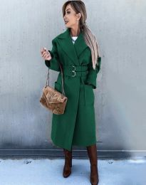 Παλτό - κώδ. 3784 - πράσινο