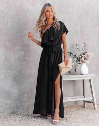 Φόρεμα - κώδ. 33511 - 2 - μαύρο