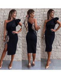 Φόρεμα - κώδ. 745 - μαύρο