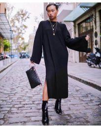 Φόρεμα - κώδ. 5501 - μαύρο