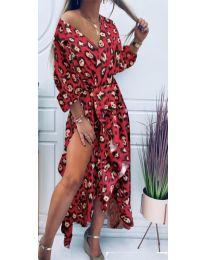 Φόρεμα - κώδ. 5454 - 8 - πολύχρωμο