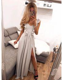 Φόρεμα - κώδ. 673 - μπεζ
