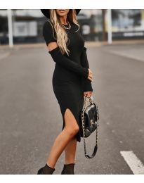 Φόρεμα - κώδ. 2356 - 1 - μαύρο