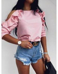 Μπλούζα - κώδ. 3434 - ροζ