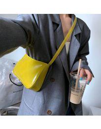 Τσάντα - κώδ. B21 - κίτρινο