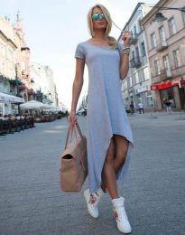 Φόρεμα - κώδ. 5507 - γκρι