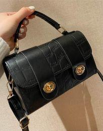 Τσάντα - κώδ. B336 - μαύρο